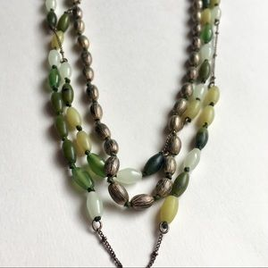 Sigrid Olsen Multi Layered Boho Beaded Necklace